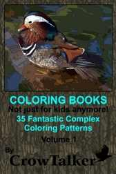 Adult Coloring Book V1
